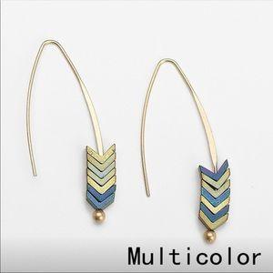 NIP Arrow Threader Earrings